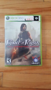 XBOX 360 - Prince of Persia : The Forgotten Sands