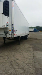 2007 Thermo King Reefer, 53 feet