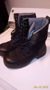 Dakota safety Boots.Size 7.