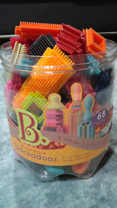 B toys - Bristle Blocks