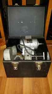 Hillman 1/4 hp tool post grinder