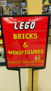 Lego at the Courtice Flea Market!