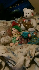 Various TY Beanie Babies For sale!