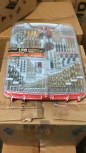 De-Walt Power Drill  + Drill Set  - OBO