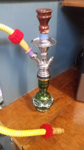 Middle Eastern Glass Pipe