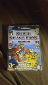 Super Bros Bros melee and Paper Mario Thousand year door
