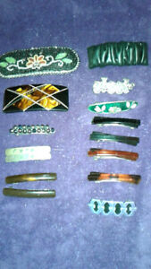 Assorted Hair Barrettes