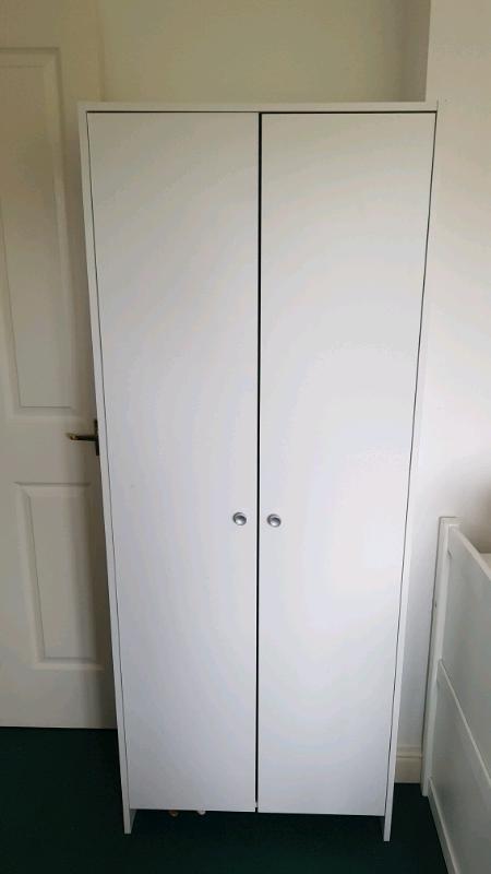 White Wardrobe In Colchester Essex Gumtree