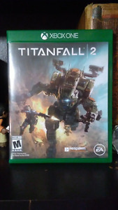Titanfall 2 Xbox One - Played Once - Mint Condition