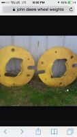 Looking for John Deere wheel weights