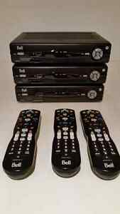 Bell Fibe TV equipment