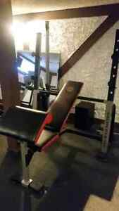 Bench press Incline Decline