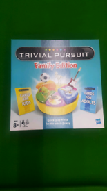 Trivial pursuit family addition
