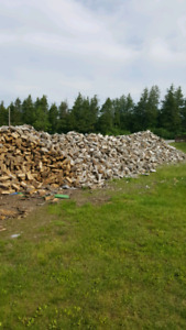 Seasoned mixed firewood for sale
