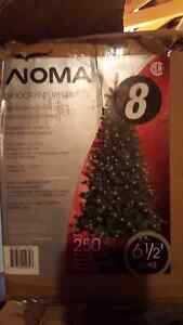 Noma Artificial Christmas tree 8ft