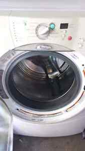 Front load washer. $150 firm