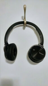 Sony Wireless Stereo Headset MDR-ZX330BT Bluetooth Headphones