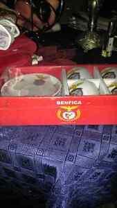 Benfica espresso set