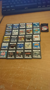 Plenty of DS Games for Sale