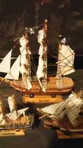 Small wooden ships Cambridge Kitchener Area image 4