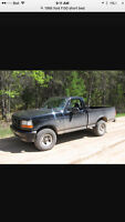 1996 Ford F-150 Coupe (2 door)