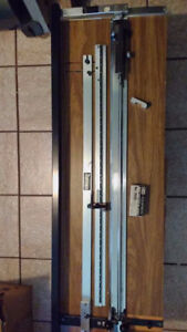 Mat cutter and Supplies for Picture Framing