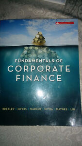 Fundamentals of Corporate Finance 6th Can Ed