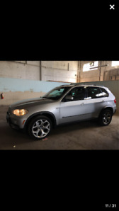 2008 BMW X5 4.8i AWD No accident, excellent condition
