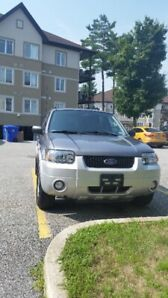 only 48,000 Kms  -  2007 Ford Escape Hybrid 4WD