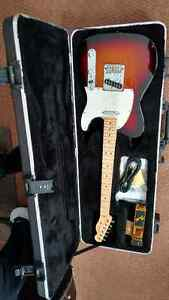 Fender American Standard Telecaster, Like-New Condition