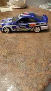 Die cast de honda civic si 2000