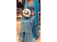 Wedding dress - Indian bridal lenga
