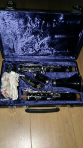 Used Buffet Crampon B12 Student Bb Clarinet A Paris