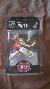 McFarlane figurines -- 7 goalies 2 players $200 for all or $25ea