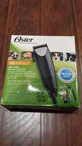 Oster medium duty pet groomer