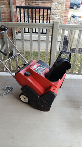 Toro snow blower for sale.