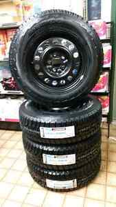 215/70/16 Hankook ipike rw11 tires and rims to fit saturn vue