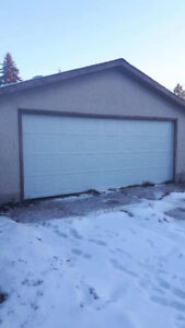 Double garage near by Southgate Mall and LRT