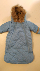 Kushies kids snowsuit 3 - 6 months.
