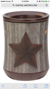 Scentsy candle warmers