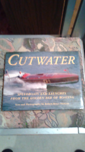 Cutwater: Speedboats and Launches from the Golden Days of Boatin