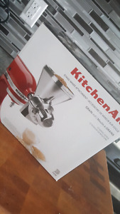 Kitchen Aid Grain Mill