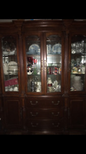 Cherry Buffet/Hutch