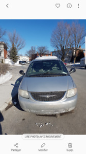 2002 Chrysler Town & Country Familiale