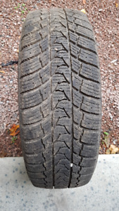 Set of 4 Winter Tires, Rims and Spare Tire Toyota Echo