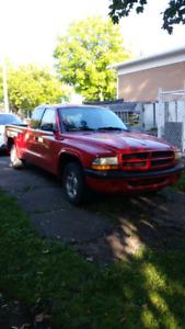 Dodge dakota 2002 nego vente rapide