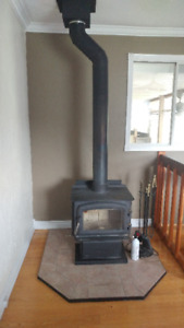 Wood Stove , Regency F1100s with Electric blower fan