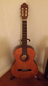 Classic montana guitar
