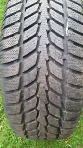 "(1)- only ""NEW"" 275/60/17"" Winter tire"