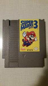 Super Mario Bros 3 for the Nintendo NES